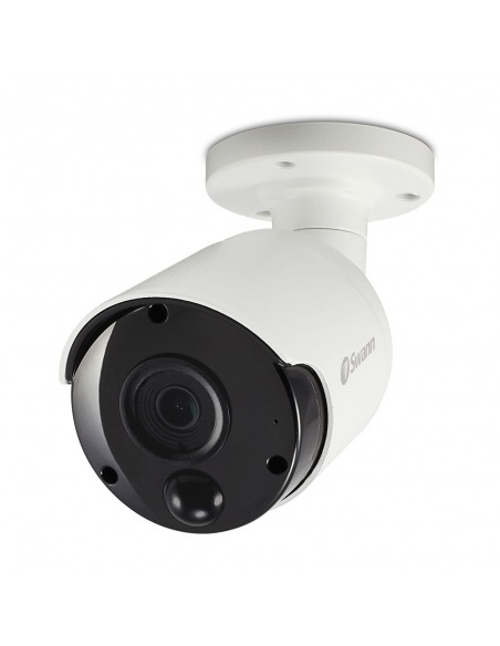 Swann SWNHD-885MSB 4K UHD Bullet Camera Perfect for Warehouses - Thermal Detection