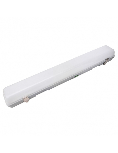 ENSA Intelligent 18W LED Batten Light with Battery Backup (600mm) - LEDBT18WSE