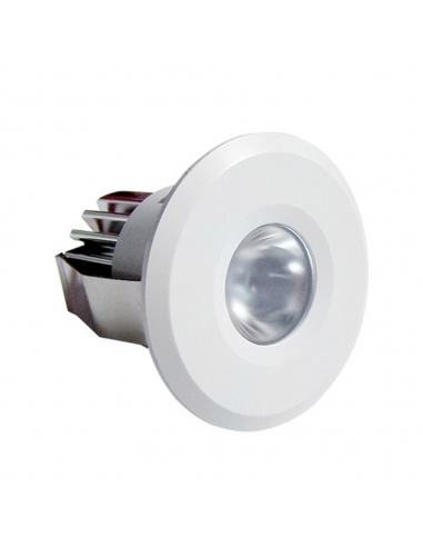 ENSA 6 Round 3W LED Dimmable Cabinet...