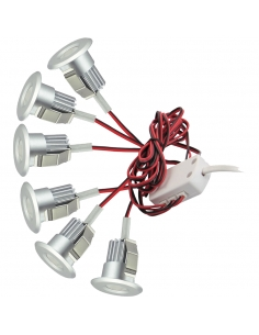 ENSA 6 Round 3W LED...