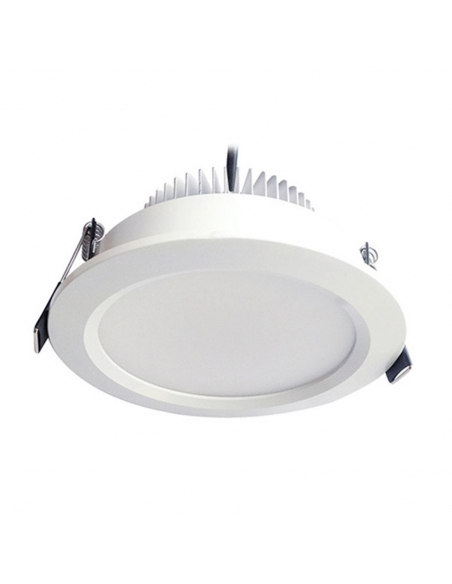 ENSA 10W Residential Fixed LED Dimmable Downlight (3000K) - LDL-BB10-FW