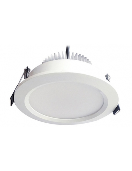 ENSA 10W Residential Fixed LED Dimmable Downlight (6000K) - LDL-BB10-FC