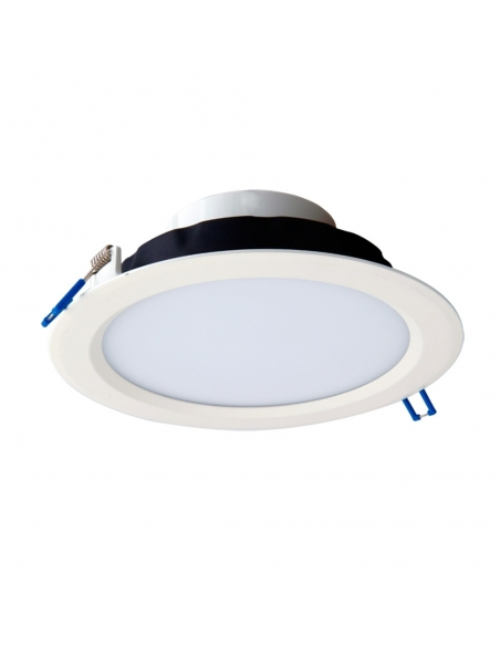 ENSA 12W Residential Fixed LED Downlight (3000K) - LDL-A12-WW
