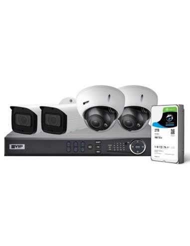 VIP Vision Pro Series 4 Camera 8.0MP...