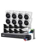 Watchguard Compact 16 Channel 8.0MP HDCVI Surveillance Kit - CVRKIT-C1686F