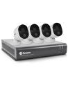 Swann 2MP SWDVK-845804V 1TB 4x Bullet Cameras - Voice Compatible CCTV Kit (8x4)