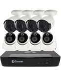 Swann 5MP SWNVK-875804B4D SuperHD 2TB 8x 5MP Thermal Sensing Cam w Audio