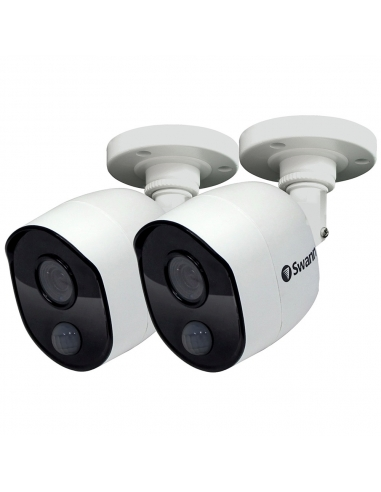 Swann 2MP 2-PACK SWPRO-1080MSB Camera...