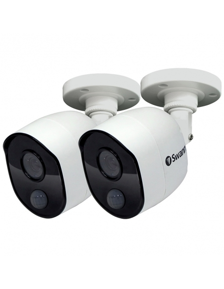 Swann 2MP 2-PACK SWPRO-1080MSB Camera suit 4580 4780 4980 Series Recorder