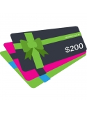 Gift Card - $200 - 24 Months Validity