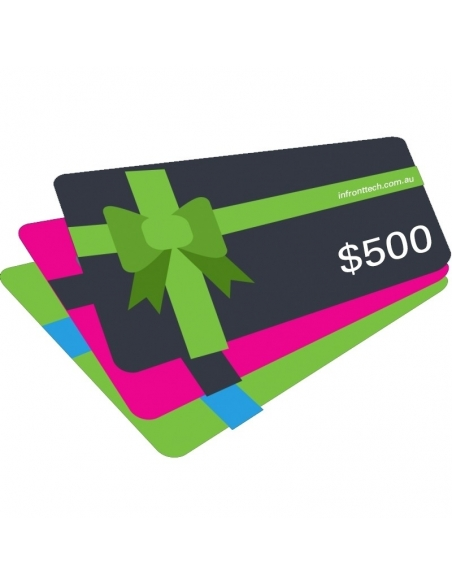 Gift Card - $500 - 24 Months Validity
