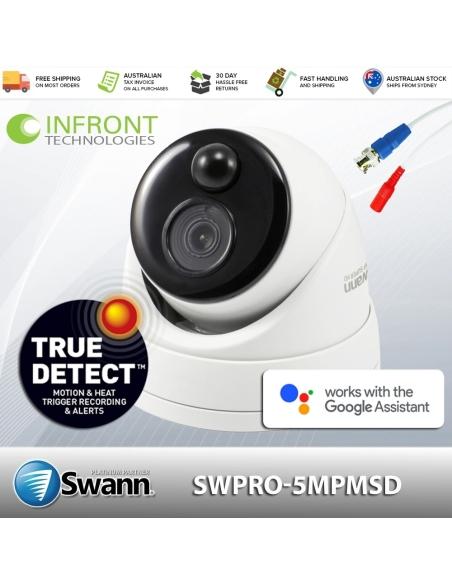 Swann SWPRO-5MPMSD Dome Ebay Image
