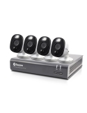 Swann 2MP 8Ch DVR-4580 inc 1TB HDD & 4 x 1080p Thermal Sensing Spot Light Cams