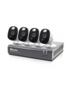 Swann 2MP 8Ch DVR-4580 w 1TB HDD & 4x1080p Thermal Sensing Spot Light Security Cams