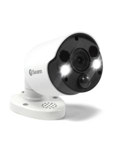 Swann 5MP SWPRO-5MPMSFB Spotlight True Detect PIR HD Bullet Camera 4980 Series