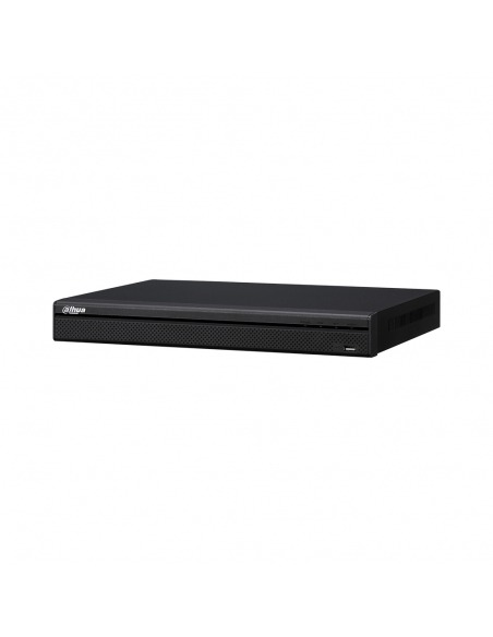 Dahua 8 Channel Compact 1U 4PoE 4K & H.265 Lite Network Video Recorder