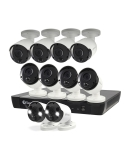 Swann SWNVK-1675808B2FB HD 2TB 16CH 10x5MP Heat & Motion Sensing Security Cameras