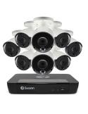 Swann SONVK-886808 NVR8-8580 4K / 2TB /8x NHD-887MSB 4K Bullet Cameras