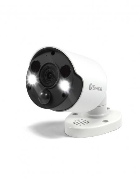 Swann 4K Thermal Sensing Spotlight Bullet IP Security Camera - NHD-887MSFB