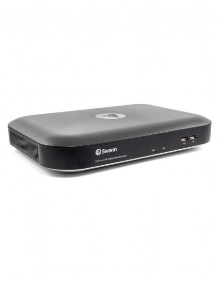 Swann 8 Channel 4K Ultra HD DVR-5580 with 2TB Hard Disk