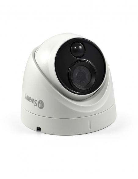 Swann 4k camera, 4k swann dome camera, 8580 series camera, 8mp swann dome camera