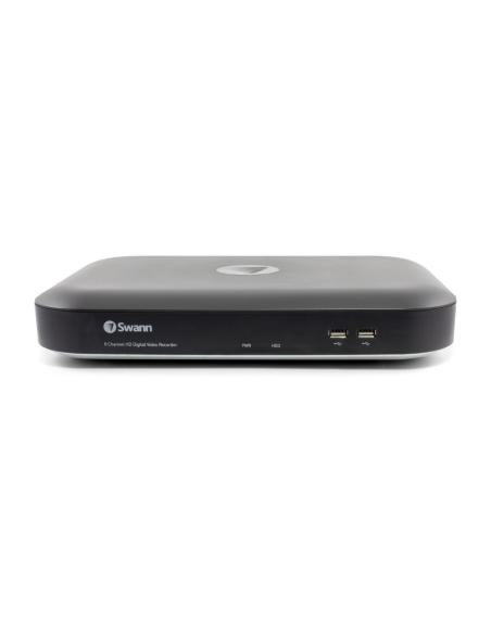 Swann 8 Channel 4K Voice Control Ultra HD DVR DVR-5580 with 1TB HDD SWDVR-85580H