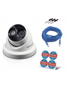 Swann SWNHD-836CAM 3 MegaPixel Dome 4 Pack HD Security Camera