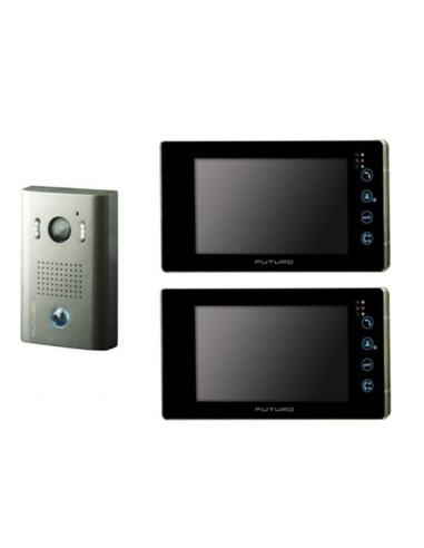 Futuro SD4B REC 2x Video Intercom...
