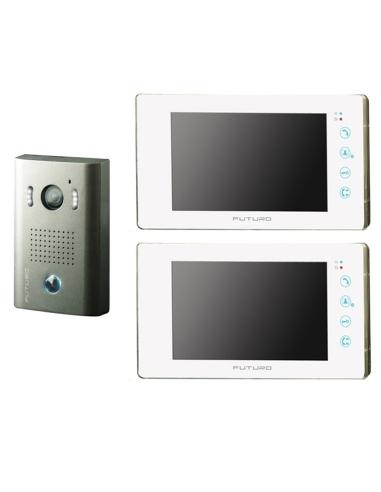 Futuro SD4 REC 2x Video Intercom...