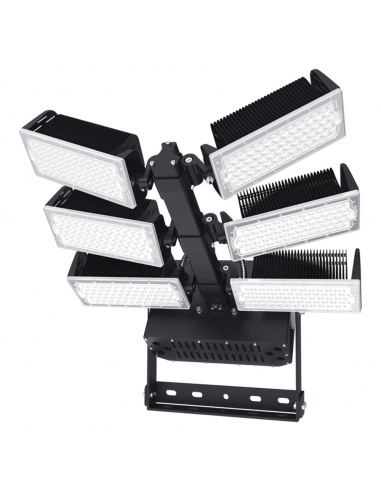 Ensa 720W Adjustable LED Flood Light...