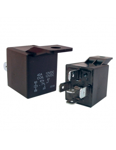 Rhino 40 Amp 5 Pin Changeover Relay -...