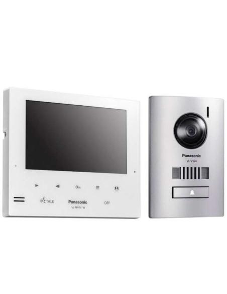 Panasonic VL-SV75AZ-W Video Intercom System White Monitor