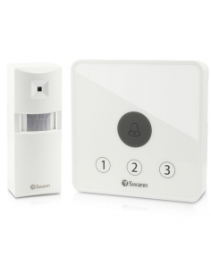 Swann SWADS-ALARMK Driveway Alert Kit - Motion Detection & Long Range Wireless Transmission