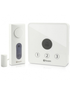 Swann Gate Alert Kit - Wireless Setup & Magnetic Trigger