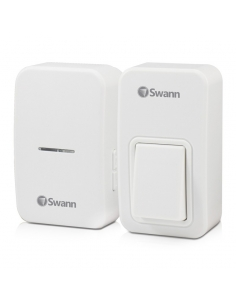 Swann Wireless Kinetic Door Chime with 20 Metres Transmission