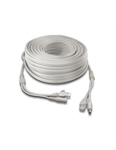 Cat5e 30Mtr Network Cable with DC Power Cable