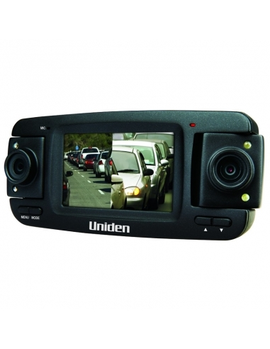 Uniden IGOCAM850 In Car Camera with Reversing Camera.