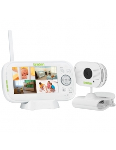 Uniden BW 3101 4.3 Inch Digital Wireless Video Baby Monitor