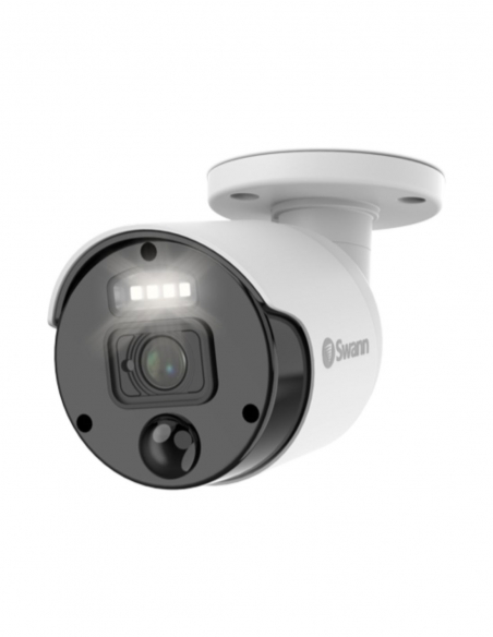 Swann 4K 875 Security camera HD POE IP home security camera, Swann enforcer add on camera 4K 8MP Ultra High Definition