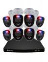Swann 8MP 4K SODVK-856808RL Enforcer 8xCam 8xCh DVR 2TB CCTV System