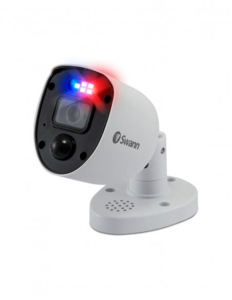 Swann 8MP Enforcer 8 Camera 8 Channel 4K Ultra HD DVR 2TB Security System