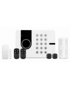Watchguard LC-PACK1 2020 3G Wireless Alarm System