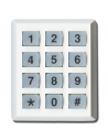 Watchguard Wireless Mini Numeric Keypad White - WKP