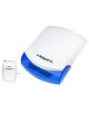 Watchguard Wireless Siren & Strobe with Backup Battery - WGSIR-500W