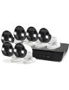 Swann 8MP SWNVK-885806FB 4K 2TB 6x NHD-885MSFB Flood Bullet Cams Audio (8x6)