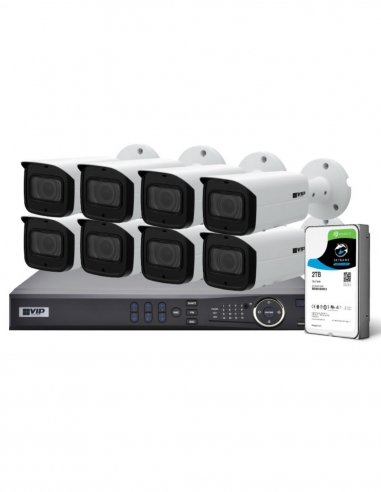VIP Vision Pro Series 8 Camera 2.0MP...