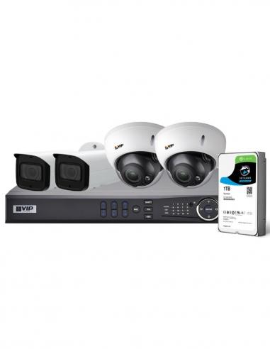 VIP Vision Pro Series 4 Camera 4.0MP...
