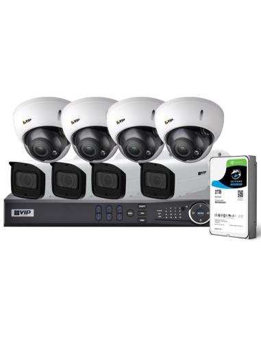 VIP Vision Pro Series 8 Camera 4.0MP...