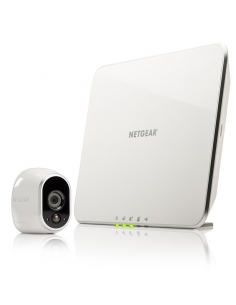 Netgear Arlo - Wire-Free HD CCTV Home Security System - 1 Camera Kit + Free Bonus Stand or Skin