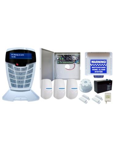 Watchguard 8 Zone Alarm System...